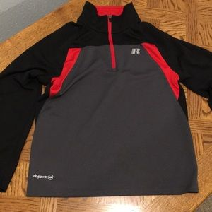 Boys 8M Athletic Pullover